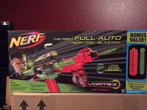 Brand New Nerf Gun
