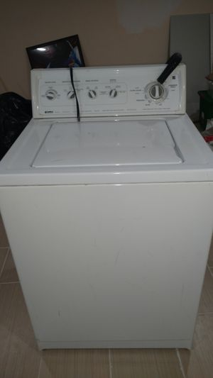 Washer Kenmore 80 series