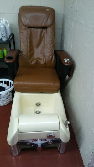 Nova massaging Pedicure chair, used for sale  Muskogee, OK