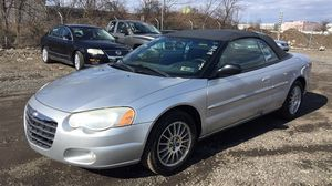 2004 Chrysler Sebring Touring 2D Convertible