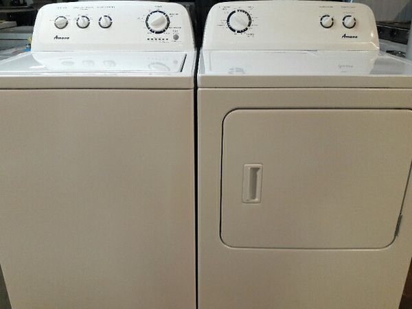 Amana Washer and Dryer Appliances in Tulsa OK OfferUp