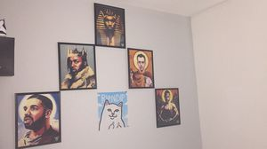 Rapper Paintings