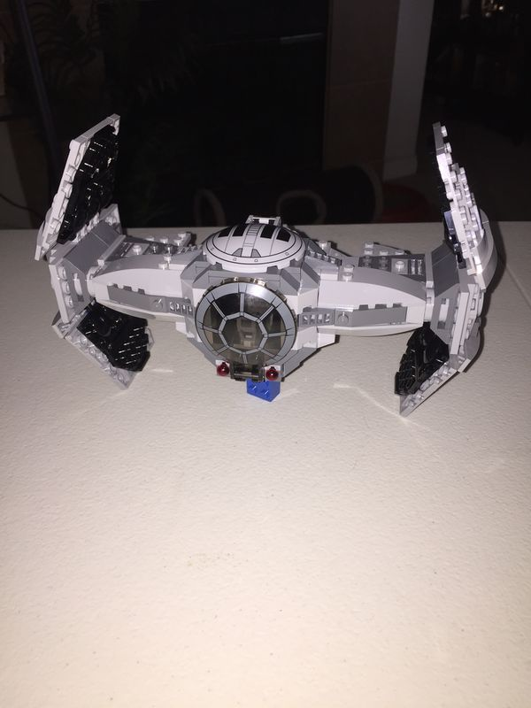 Lego Star Wars Prototype Tie Fighter Set 75082 Rebels Empire Storm ...