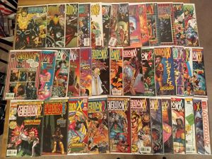 Generation X Comic Book Lot - 38 Issues (Marvel Comics)