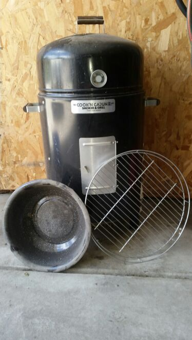 Cook N Cajun Ii Smoker And Grill Home Amp Garden In Denver