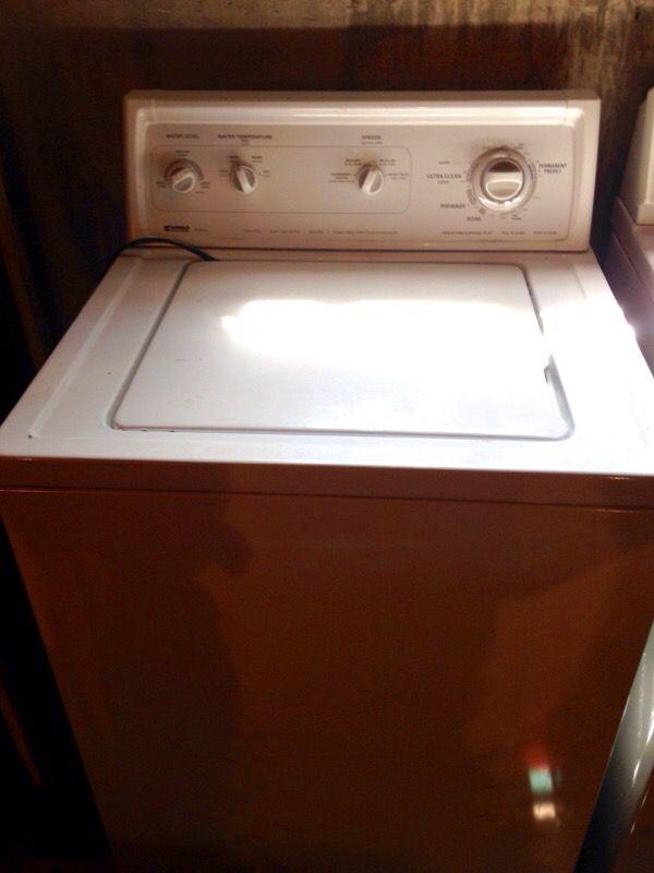 kenmore washing machine series 70