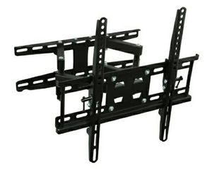 New full motion TV wall mount fits up to 65 inch