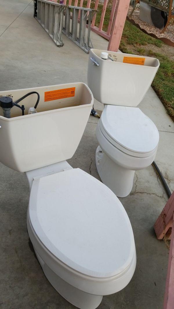 2 Kohler toilets for sale, pick up only. (Household) in ...
