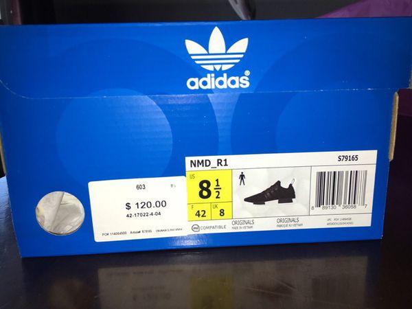 adidas nmd 8.5