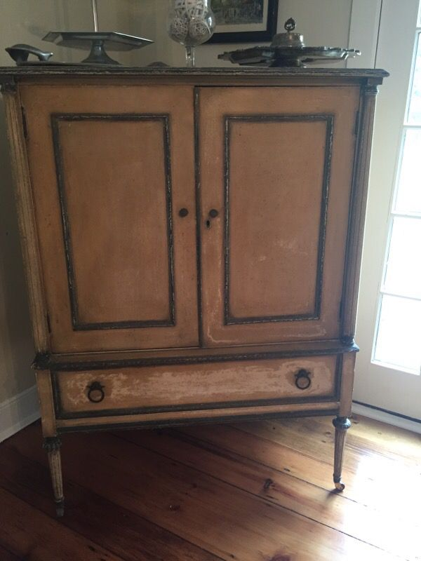 antique lingerie armoire furniture in langhorne pa offerup. Black Bedroom Furniture Sets. Home Design Ideas