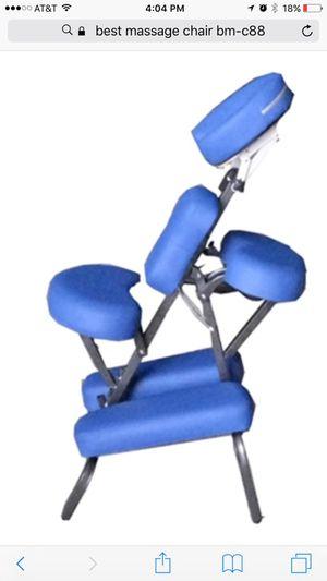 New Unopened Blue Massage Chair