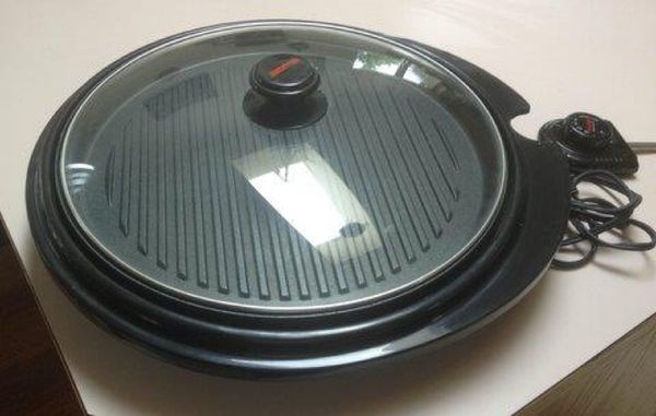Maxim Large Indoor Electric Grill Household In Lake