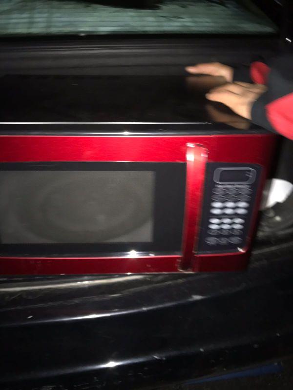Microwave Hamilton