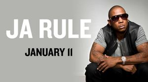 Tickets to Ja Rule concert 01/11
