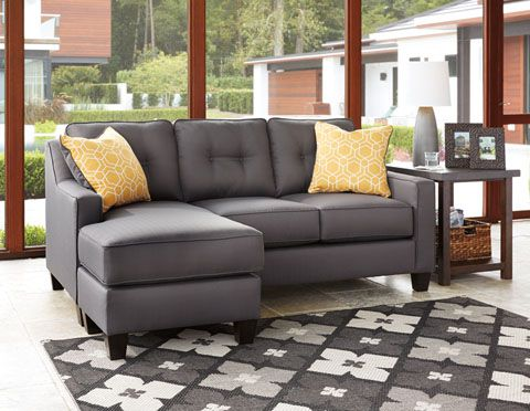 New Ashley Furniture Sofa chaise tax included free delivery. New Ashley Furniture Sofa chaise tax included free delivery