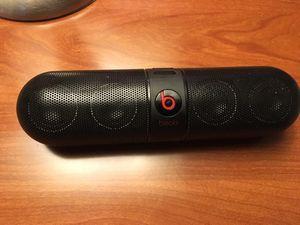 Speaker beats
