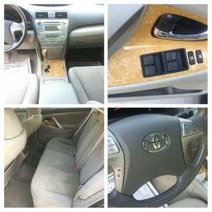 2007 Toyota Camry XLE 116k miles only must come see