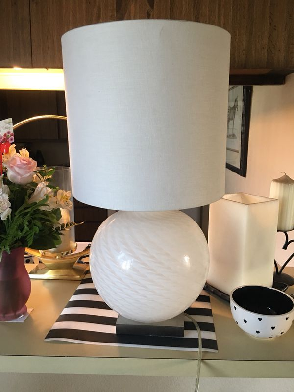 Large Pottery Barn Table Lamp Household In Anaheim Ca Offerup