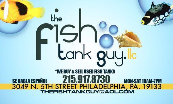 Unwanted fish tanks Aquariums