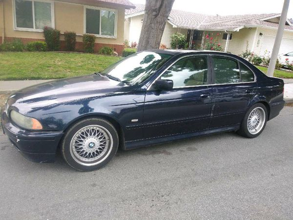 2001 BMW 525I (Cars & Trucks) in Fremont, CA