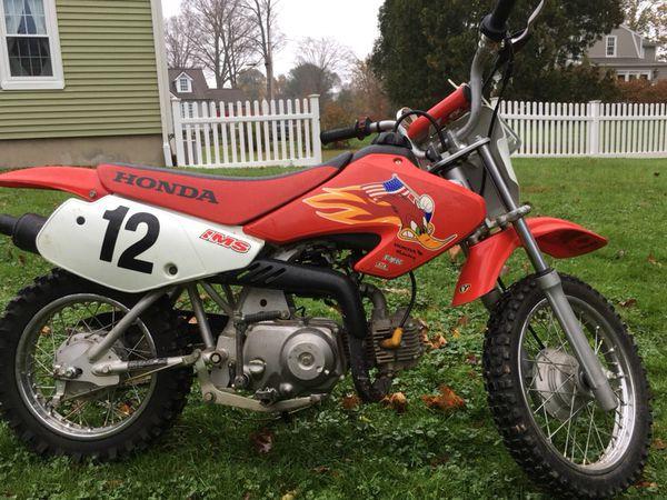 Honda Xr70r 70cc Dirt Bike Trail Bike Motorcycles In Newtown Ct