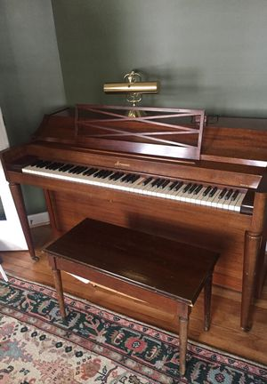 Acrosonic Baldwin Piano