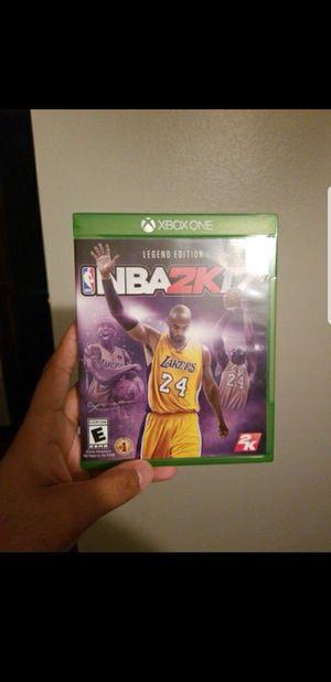 Xboxone game