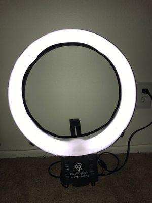 DivaRing SuperNova Ring Light
