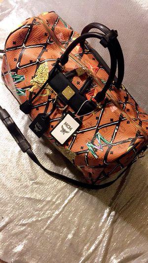 MCM Duffle Bag