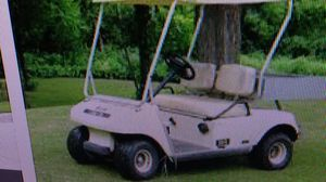 We b it used golf carts and accessories