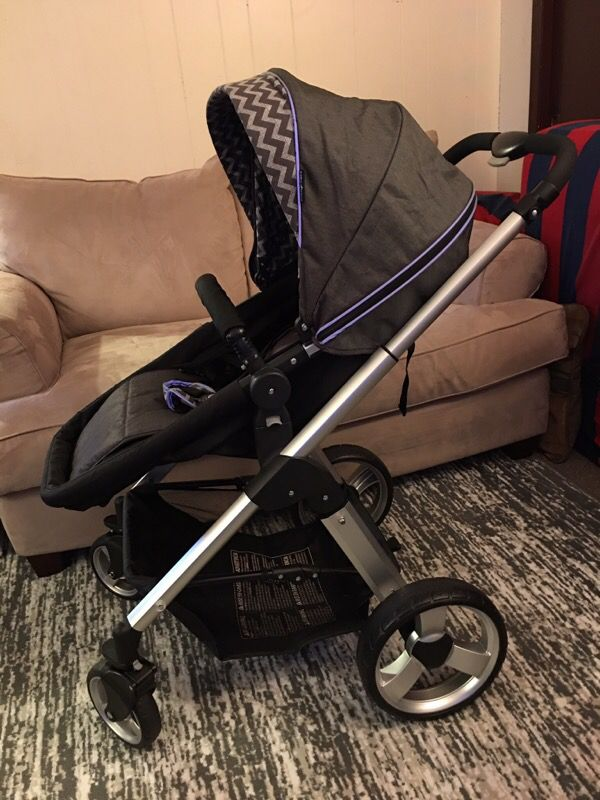 Baby Trend Go Lite Snap Fit Stroller 4 In 1 Travel