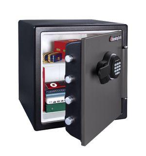 SentrySafe SFW123ES 1.2cu ft electronic fire safe