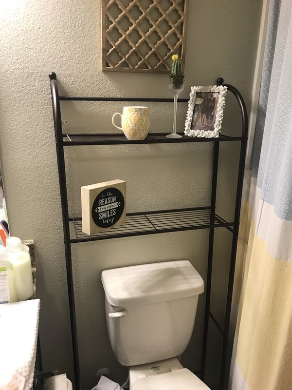 Bronze Target Bathroom Shelving (Furniture) in Tempe, AZ - OfferUp