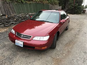 1997 Acura CL 2.2 only 65K original miles