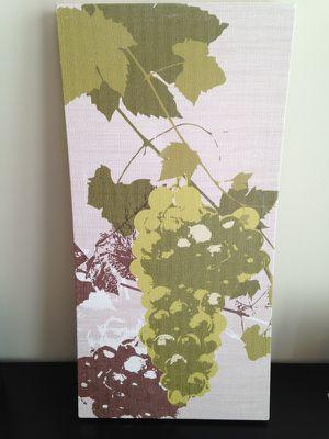 Wine Art, 24 x 12
