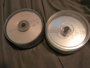Black CD and or DVD