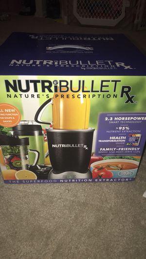 Brand New NutriBullet Rx