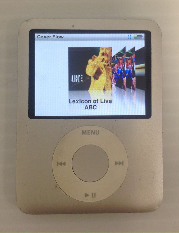 IPod nano 3D gen no wire no charger, c:-. (Audio Equipment) in Coral ...