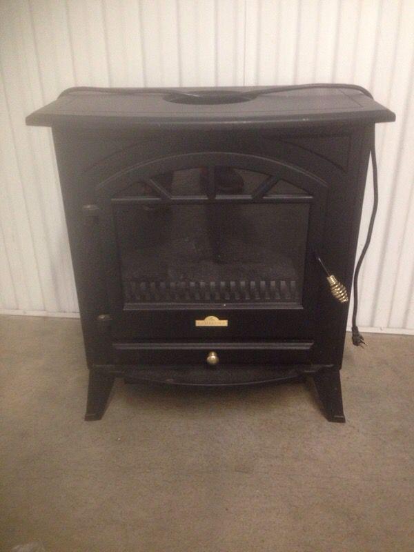 Cambridge HBL-15SDBP/M20 fireplace electrical heater (Appliances ...