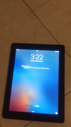 iPad 2 Generation the best good condition nothing rong with tha still working excellent