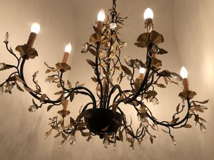 Chandelier Large and Drammatic
