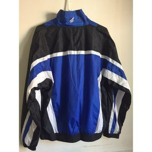 Blue/Black/White Olympic Jacket New With Tag