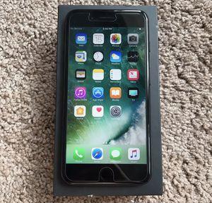 iPhone 7 Plus 256GB Jet Black (UNLOCKED) don't have box anymore