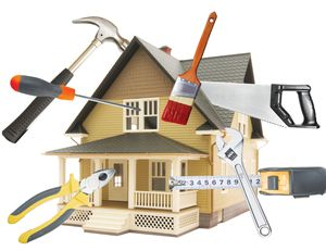 House repairs, renovation and maintenance