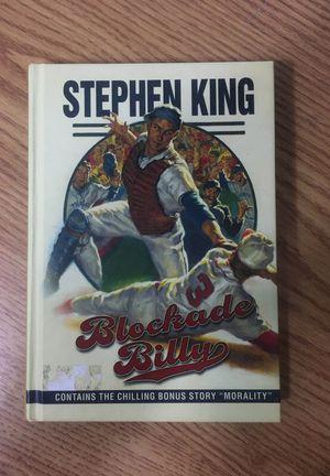 Stephen King Blockade Billy