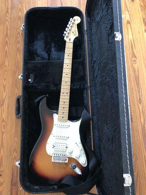 Brand new Fender Stratocaster MX with hardshell case
