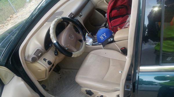 Mercedes benz c240 2002
