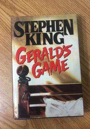 Stephen King Geralds Game