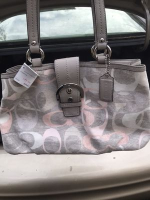 Brand new coach bag-never used