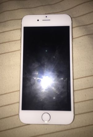 At&t iPhone 6s (UNLOCKED)